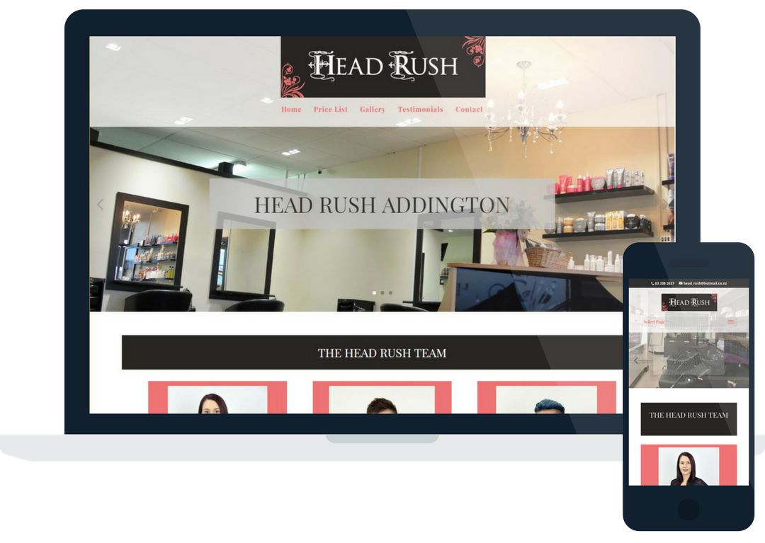 Head Rush Hair Salon
