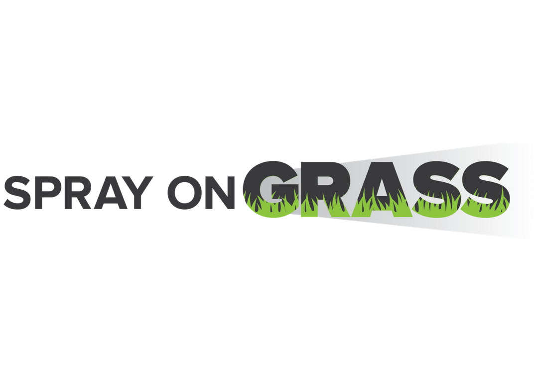 Spray On Grass
