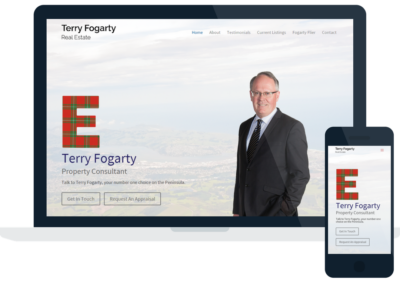 Terry Fogarty – Real Estate Agent