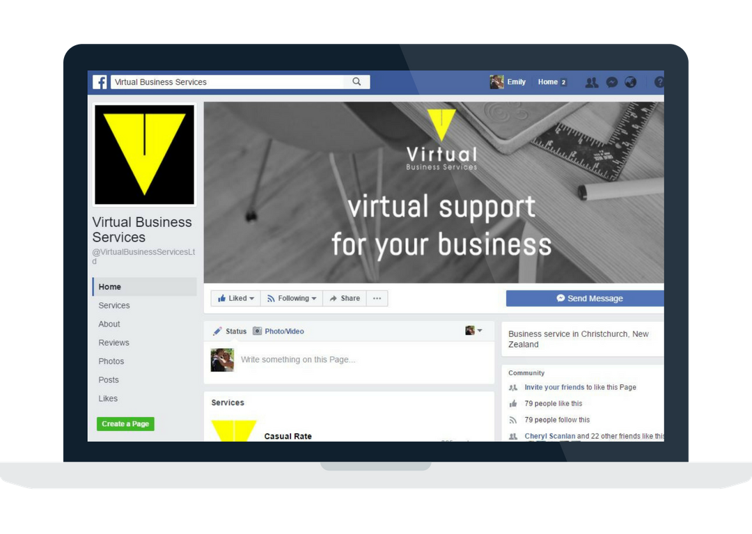 Virtual Business Services