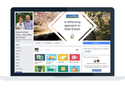 Stewart & Sally Ching – Glass Miles Real Estate